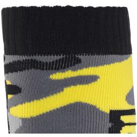 O'Neal Pro MX Socken black/gray/hi-viz